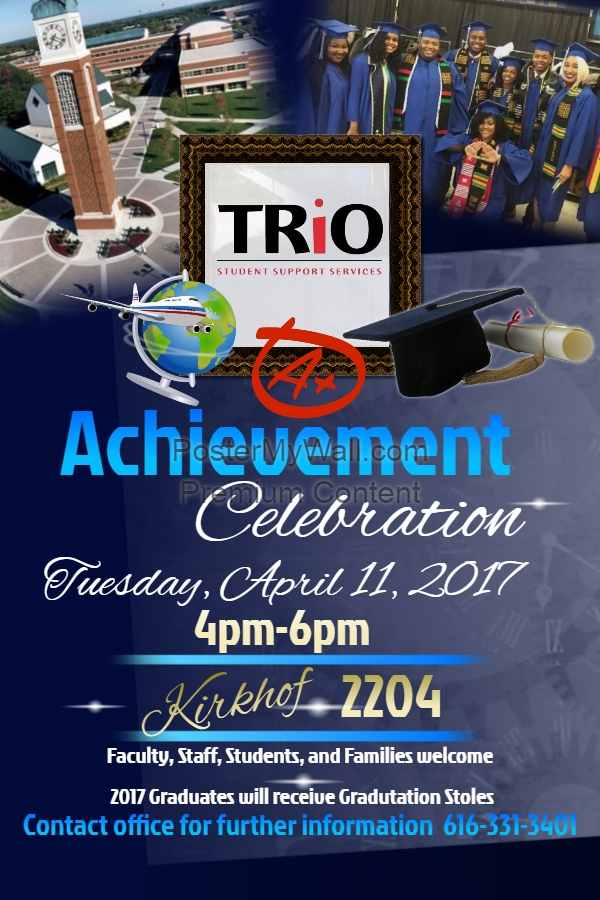Achievement celebration 2017